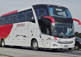 Locação de ônibus em São Paulo - Abratur