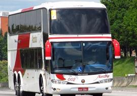 Locação de ônibus para excursão - Abratur