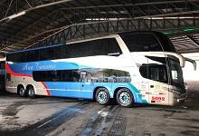 Ônibus DD G7 - Abratur