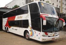 Ônibus Doubledeck DD G6 - Abratur