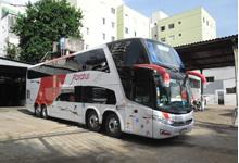 Ônibus Doubledeck DD G7 4 eixos - Abratur