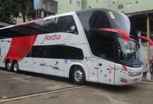Ônibus Doubledeck DD G7 - Abratur