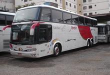 Ônibus Lowdrive LD G5 - Abratur