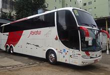 Ônibus Lowdrive LD G6 - Abratur