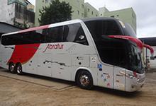 Ônibus Lowdrive LD G7 - Abratur