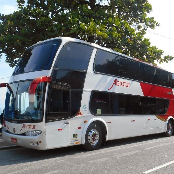 Fretamento de ônibus doubledeck