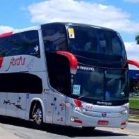 Fretamento de ônibus leito