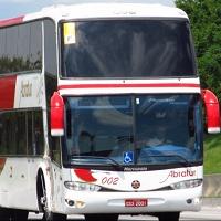 Fretamento de ônibus para viagens